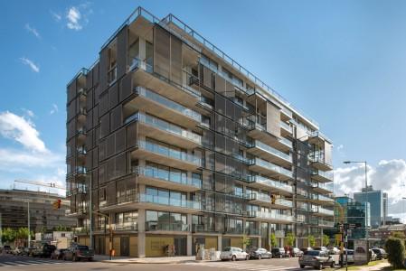 Foster + Partners - Faena Aleph Residences - Argentina