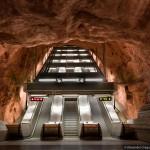 Stockholm Subway - Alexander Dragunov – Sweden