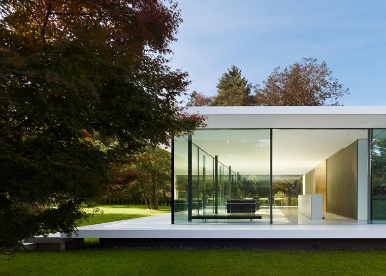 haus d10 werner sobek germany simbiosis news. Black Bedroom Furniture Sets. Home Design Ideas