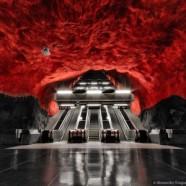 Stockholm Subway – Alexander Dragunov – Sweden