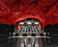 Stockholm Subway – Alexander Dragunov – Sweden