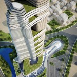 Father and Son Skyscraper - IAMZ Studio – Egypt