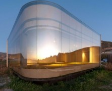 Non program pavilion – Jesus Torres Garcia architectes – Spain