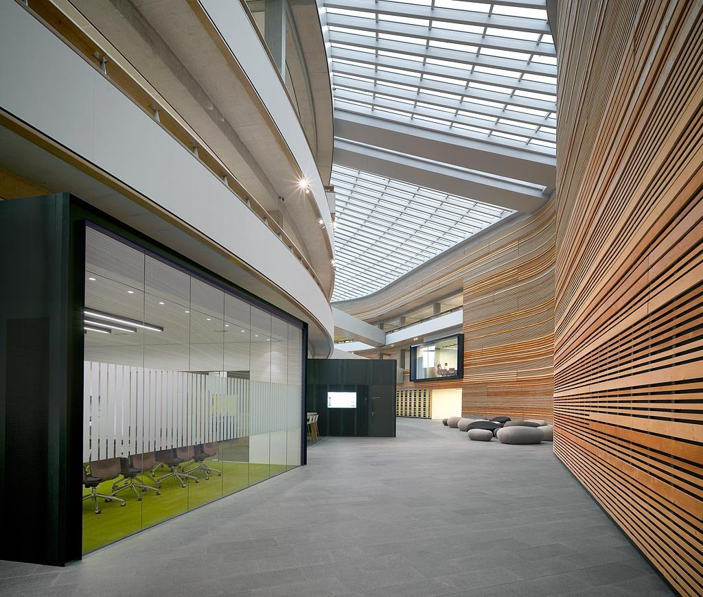 Bp rotterdam refinery gruop a netherlands simbiosis news for Office design news