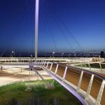 Hovenring – Circular Cycle Bridge - IPV Delft - The Netherland