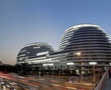 Galaxy SOHO – Saha Hadid Architects – China