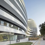 Galaxy SOHO - Saha Hadid – China