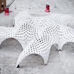 Shell star Pavilion – MATSYS – Hong Kong, China