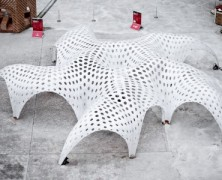 Shell star Pavilion – MATSYS – Hong Kong, China