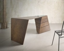 The 'Torque' Desk – designed by I M Lab, Isola and Mankad