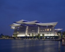Wuxi Grand Theatre – PES Architects – China