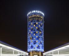 Fletcher Hotel Amsterdam – Benthem Crouwel Architekten – NL