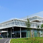 New National Archives of France - Studio Fuksas - France
