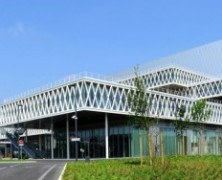 New National Archives of France – Studio Fuksas – France
