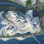 Changsha Meixihu International Culture Center – Zaha Hadid – China