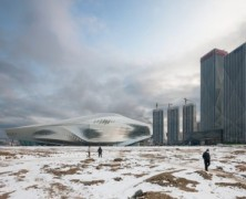 Dalian International Conference Center – Coop Himmelblau – China