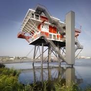 REM Island – Concrete – The Netherlands