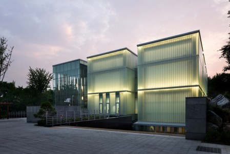 Ahn Jung-geun Memorial Hall - D·Lim Architects – Korea