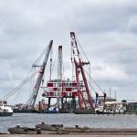 REM Island - Concrete - The Netherlands