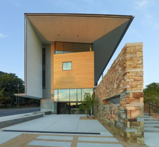 AIANC Center for Architecture and Design - Frank Harmon Architect PA - US