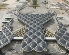 Queen Alia International Airport – Foster + Partners – Jordan