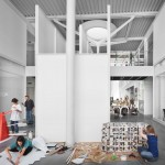 Clemson University College of Architecture - Thomas Phifer and Partners - US