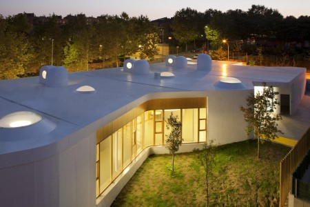 Kindergarden Cerdanyola del Valles - AV62 Arquitectos - Spain