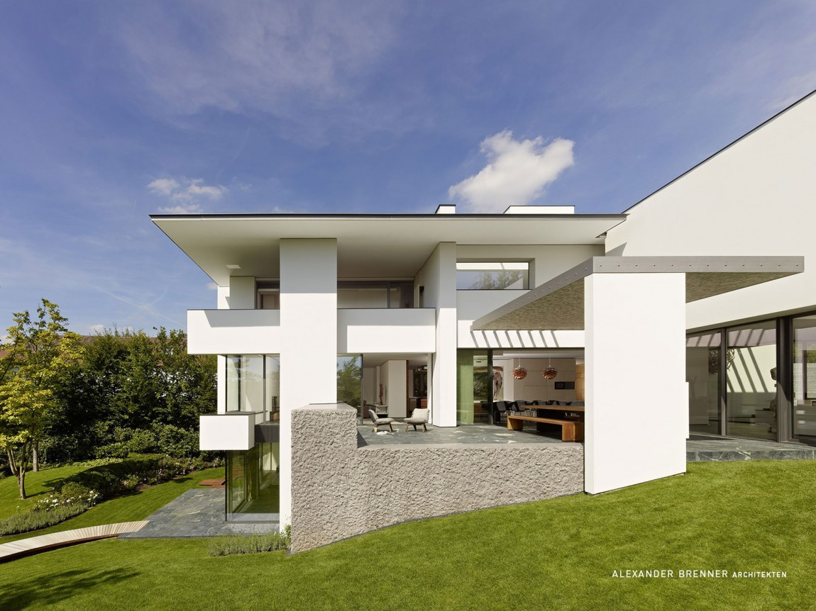 Su house alexander brenner architekten germany simbiosis news - Architekten deutschland ...