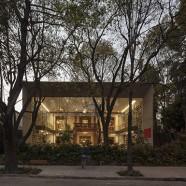 Elena Garro Cultural Center – Arquitectura 911SC – Mexico