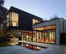 Cedarvale Ravine House – Drew Mandel Architects – Canada