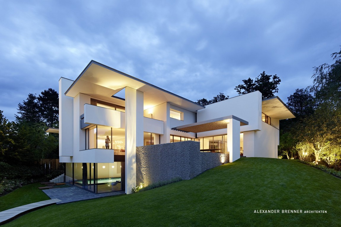 su house alexander brenner architekten germany simbiosis news. Black Bedroom Furniture Sets. Home Design Ideas
