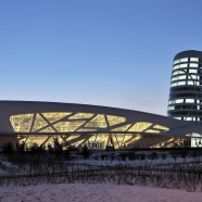 Daqing Highway Passenger Hub – Had Architects – China