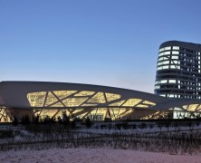 Daqing Highway Passenger Hub – Had Architects – China