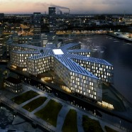 UN City – 3XN Architects – Copenhagen, Denmark
