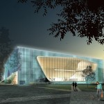 Museum of the History of Polish Jews - Lahdelma & Mahlamaki Architects – Poland