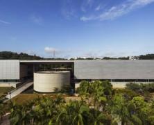 Brasiliana Library – Eduardo de Almeida & Rodrigo Mindlin Loeb – Brazil