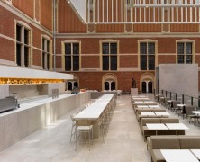 Rijksmuseum restaurant – Studio Linse Amsterdam – Netherlands