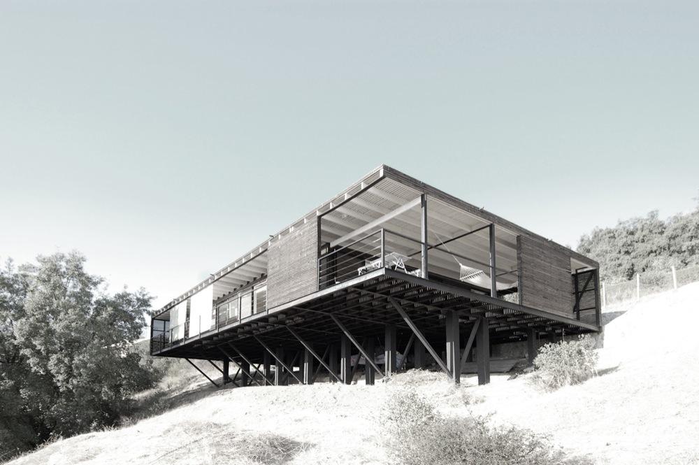 Raul House - Mathias Klotz - Chile