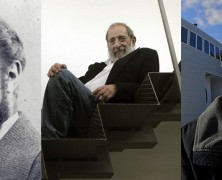 Happy Birthday Antonio Gaudí, Alvaro Siza and Robert Venturi