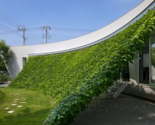 Green Screen House – Hideo Kumaki Architect Office – Japan