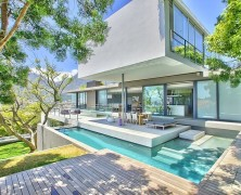 Villa Saebin – Greg Wright Architects – South Africa