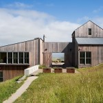 West Marin Residence - Turnbull Griffin Haesloop - US