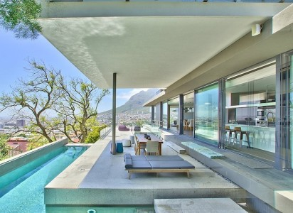 Villa Saebin - Greg Wright Architects - South Africa